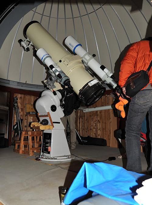 30㎝反射望遠鏡